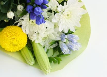 生花・供花に関するご不明点やご不安事など、お気軽にお問い合わせください。