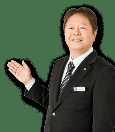 当社イメージキャラクター タケカワユキヒデ