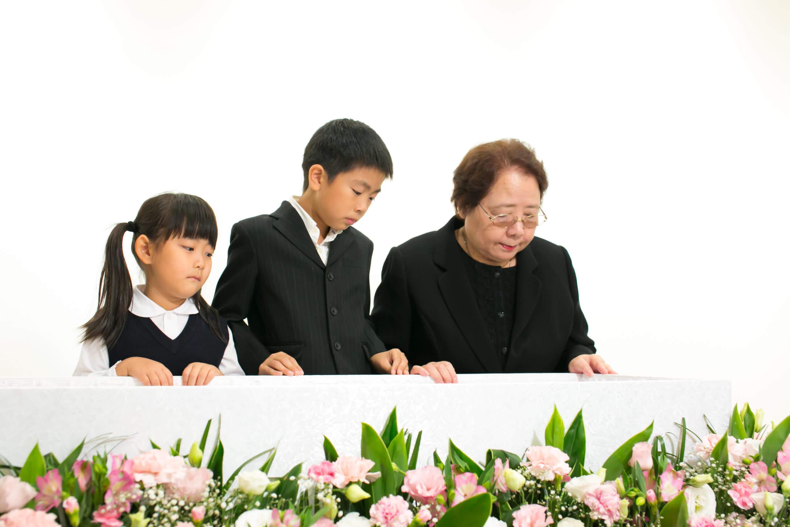 家族葬の良い点