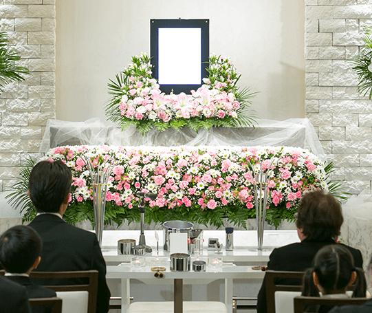 コロナ下お葬式5